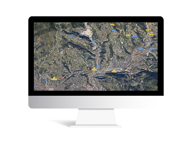geomanagement application gestion flottes pti protection travailleur isolé dati