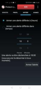 pti dati application smartphone android appli mobile dispositif d'alerte pour travailleur isolé pti twig