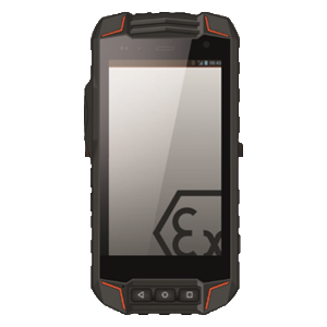 smartphone norme atex protection travailleur isole