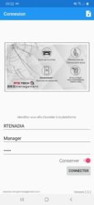 appli mobile gestion de flottes apple ou android geofleet